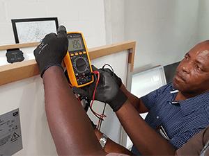 PV system measuring