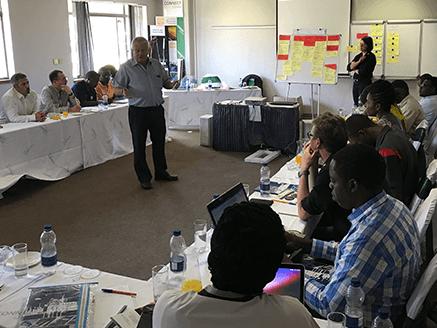 Zimbabwe workshop