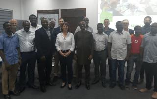 GREEN SOlar Academy Ghana Launch in Accra