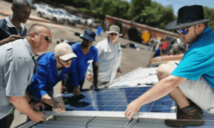 solar installation course
