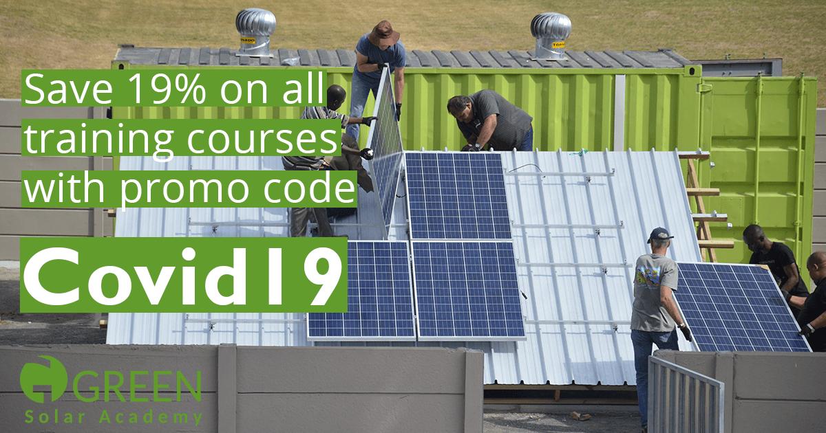 discount green solar academy