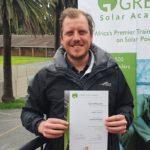 GREEN Solar Academy Testimonial