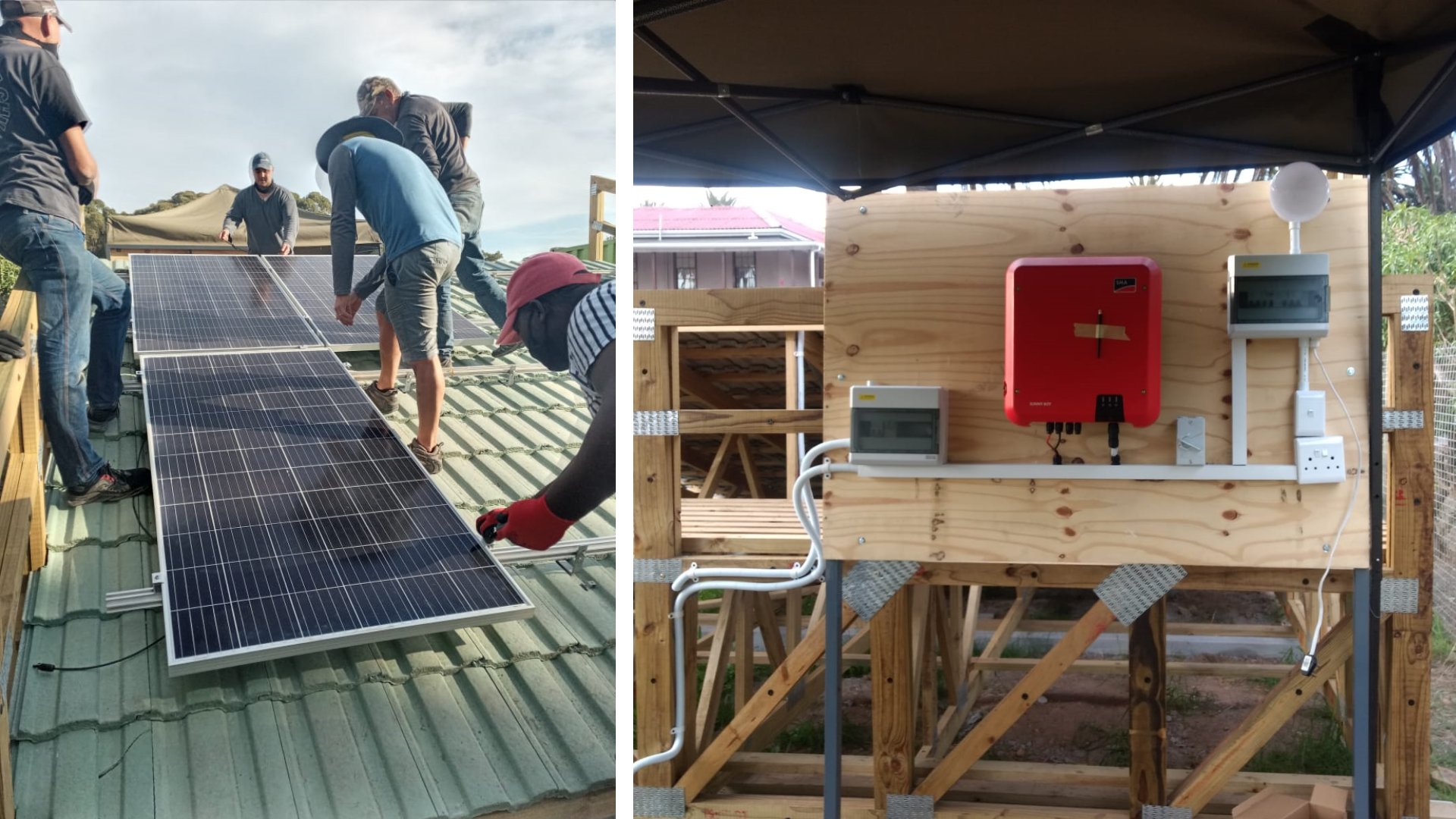 GREEN Solar Academy Cape Town going from strength to strength